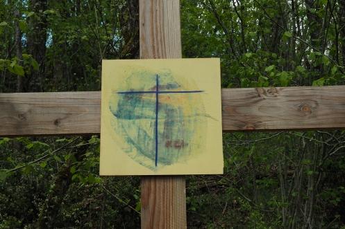 Mort sur la croix
